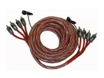 Necom RCA kabel SI-P5.2R24