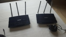 TP-LINK draadloze router