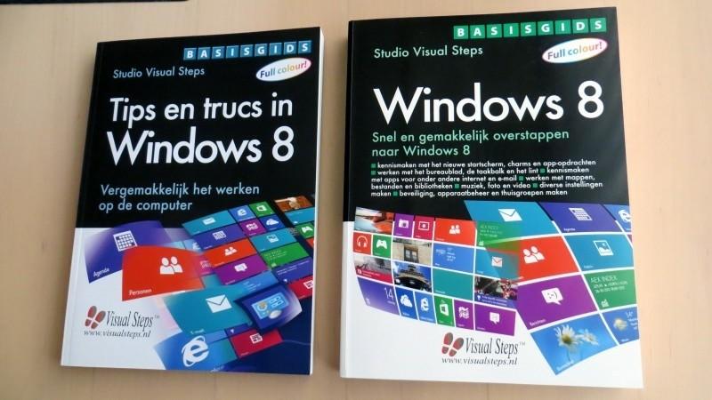 Windows 8 boeken