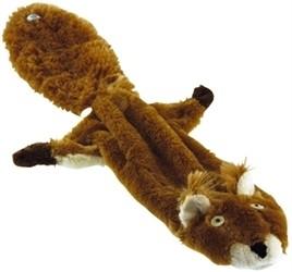 Speelgoed pluche hondenspeelgoed Skineeez