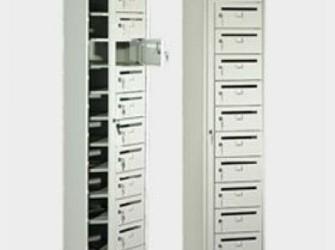 Postvakkenkast 10 deurs fine quality
