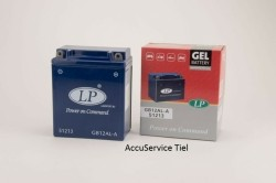 GB12AL-A Gel Motor Accu