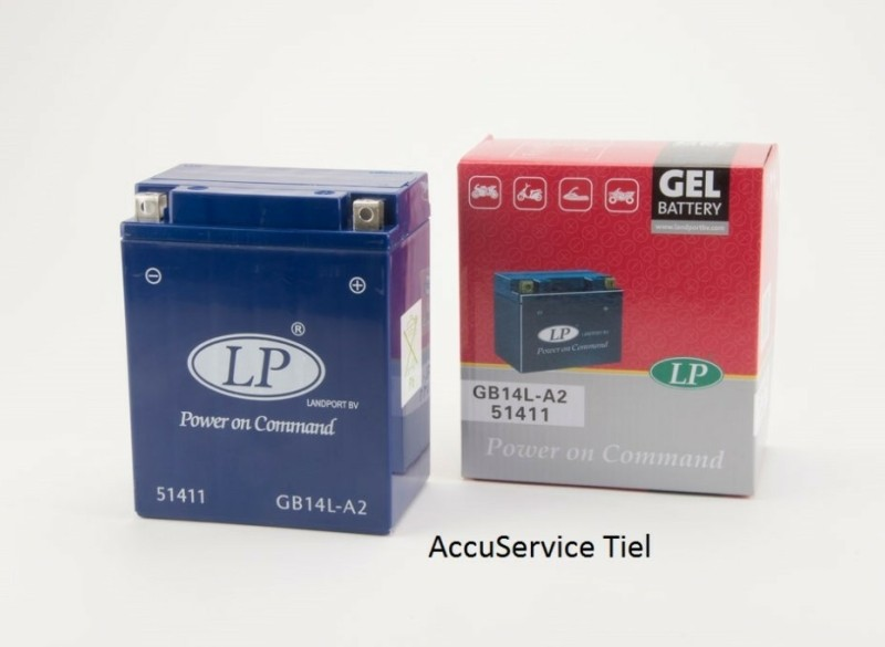 GB14L-A2 Gel Motor Accu