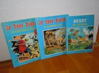 Willy van der Steen stripboeken