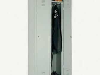 Garderobekasten 2 deuren