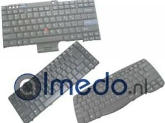 Laptop toetsenbord keyboard Acer Toshiba HP Dell e