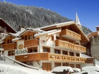 Weekend skien met groep in Frankrijk