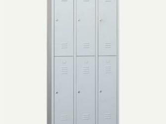 ACTIE!!Garderobekast 6 deurs model
