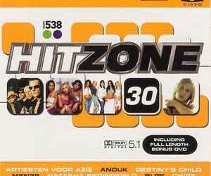 Te Koop Radio 538 Dvd Hitzone 30.