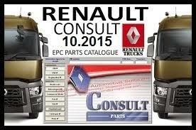 RENAULT TRUCKS CONSULT 2015 Onderdelenprogramma FULL
