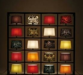 Wandlamp 20 Lampenkappen Kare Design