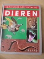 Boek: De wondere wereld van de dieren
