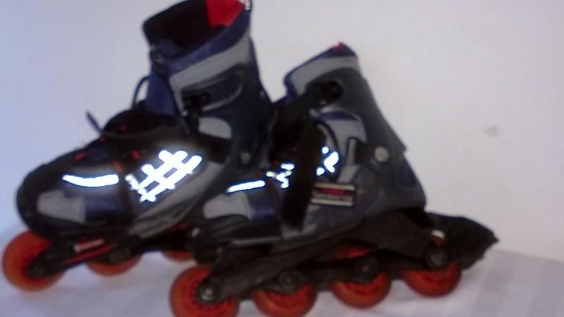 Rollerblade, skeeler met verstelbare zachte schoen
