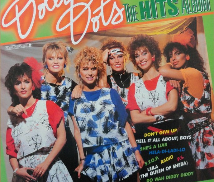 Dolly Dots-The Hits Album