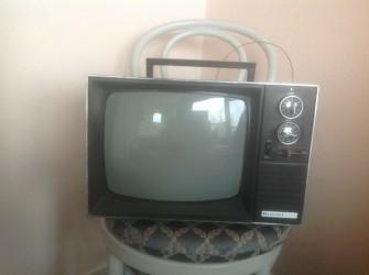 Draagbare tv  Jaren 70