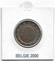 België 2 Euro 2000 Normaal
