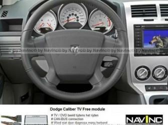 NavInc: Caliber Mygig TV vrijschakeling / TV Free