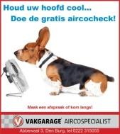 Gratis aircocheck
