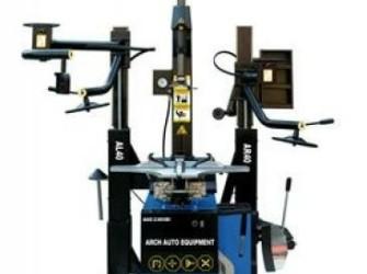Banden demonteer apparaat / balanceer machine / He