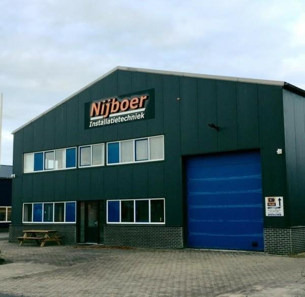 Nijboer Installatietechniek is verhuisd!