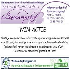 Win-actie