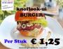 Foto Knoflook-ui BURGERS € 1,25 per st...