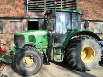 John Deere 6220 SE