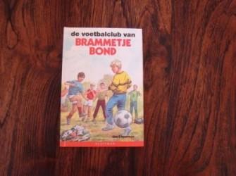 De voetbalclub van Brammetje Bond Jan Louwman