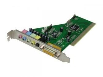 GRATIS Bezorgd: PCI 5.1 Surround geluidskaart