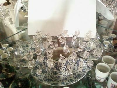 swarovski kristallen beeldjes klein