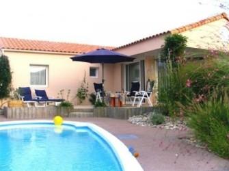 Luxe villa met verwarmd zwembad in Vendee LAST MINUTE SEPT!