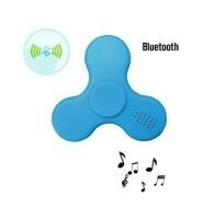 LED BLUETOOTH Fidget Spinner Blauw