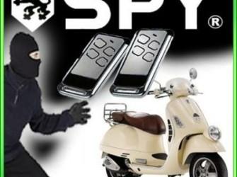 Sccoter Alarm Inbouwen SPY