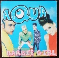 CD - Aqua - Barbie Girl