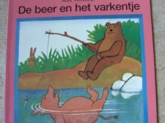 Boek de beer en het varkentje - Max Velthuijs