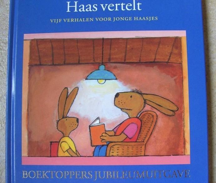 Boek haas vertelt - Max Velthuijs