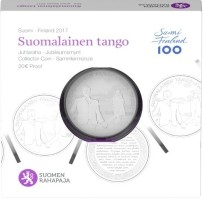 Finland 20 Euro 2017 Finse Tango