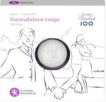 Finland 10 Euro 2017 Finse Tango