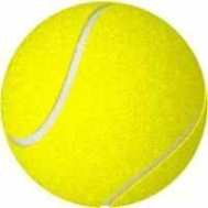 Gebruikte tennisballen Tennisrokjes Tennistas DVD