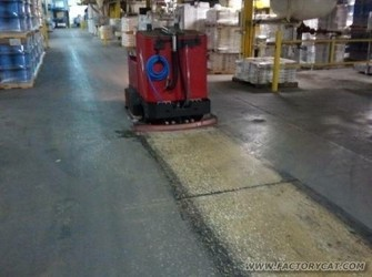Factory Cat schrobzuigmachine XR