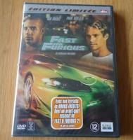 "De nieuwe originele DVD ""Fast And Furious"" met Paul Walker."