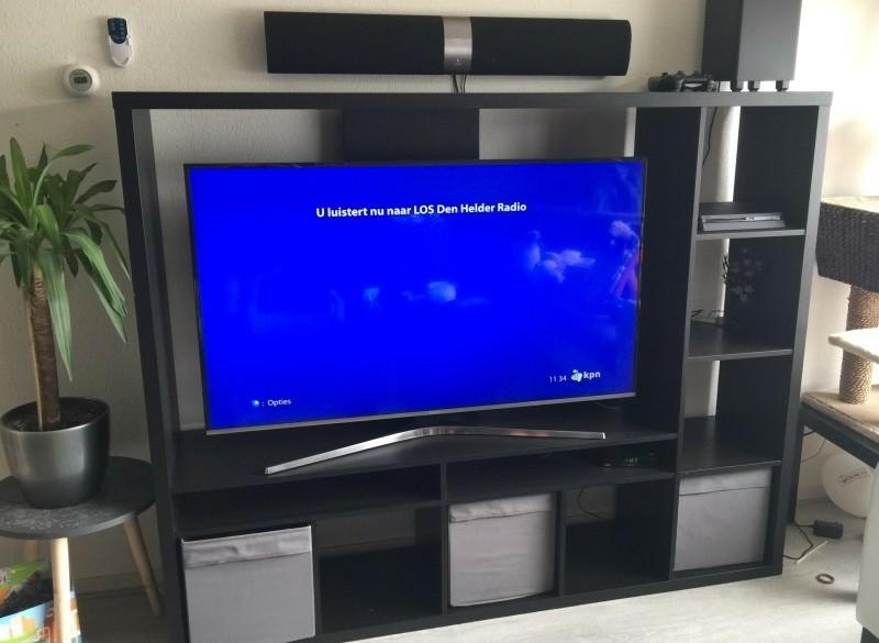 Ikea Tv Kast Grijs.Tv Kast Ikea Bruin Zwart Den Helder Koopplein Nl