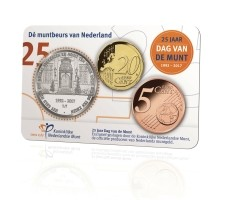 Nederland Coincard Dag van de Munt 2017