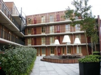 Ebenhaezerstraat 9k, Rotterdam
