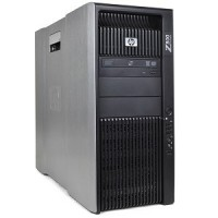HP Z800, 2x SC  X5675 3.00Ghz, 16GB (4x4GB),