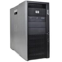 HP Z800 2x Xeon 6C X5650, 2.66Ghz, 16GB (4x4GB), 2