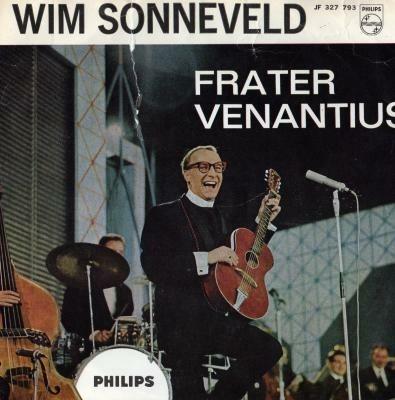 Wim Sonneveld/frater Venantius,1963, i.z.g.s.