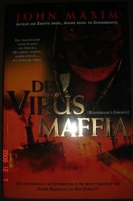 Boek De Virusmaffia
