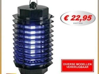 elektrische insectenverdelger insectenlamp 4W
