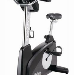 Tunturi Upright Bike Platinum Collection TOPPER